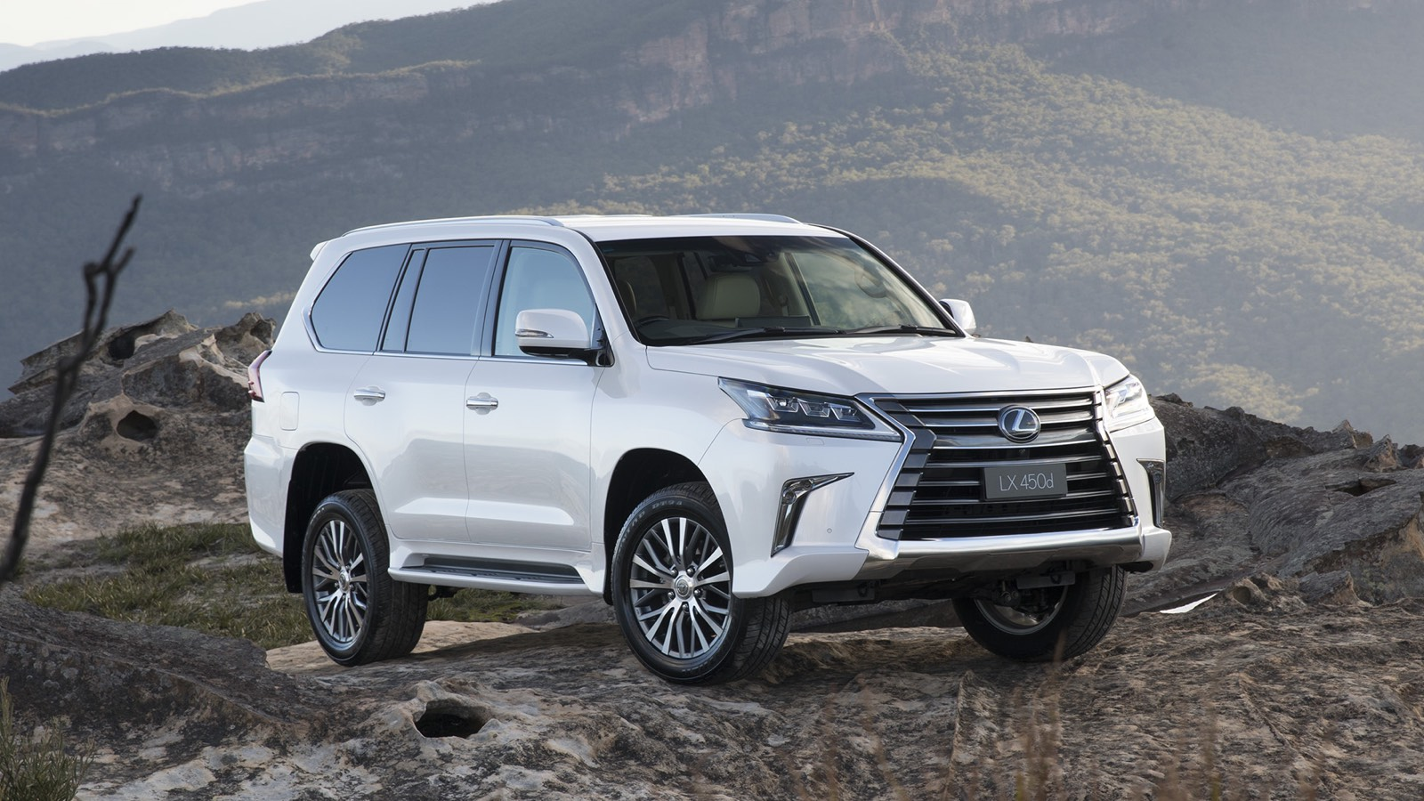 Lexus Launches Luxury Lx Turbo Diesel Lexus