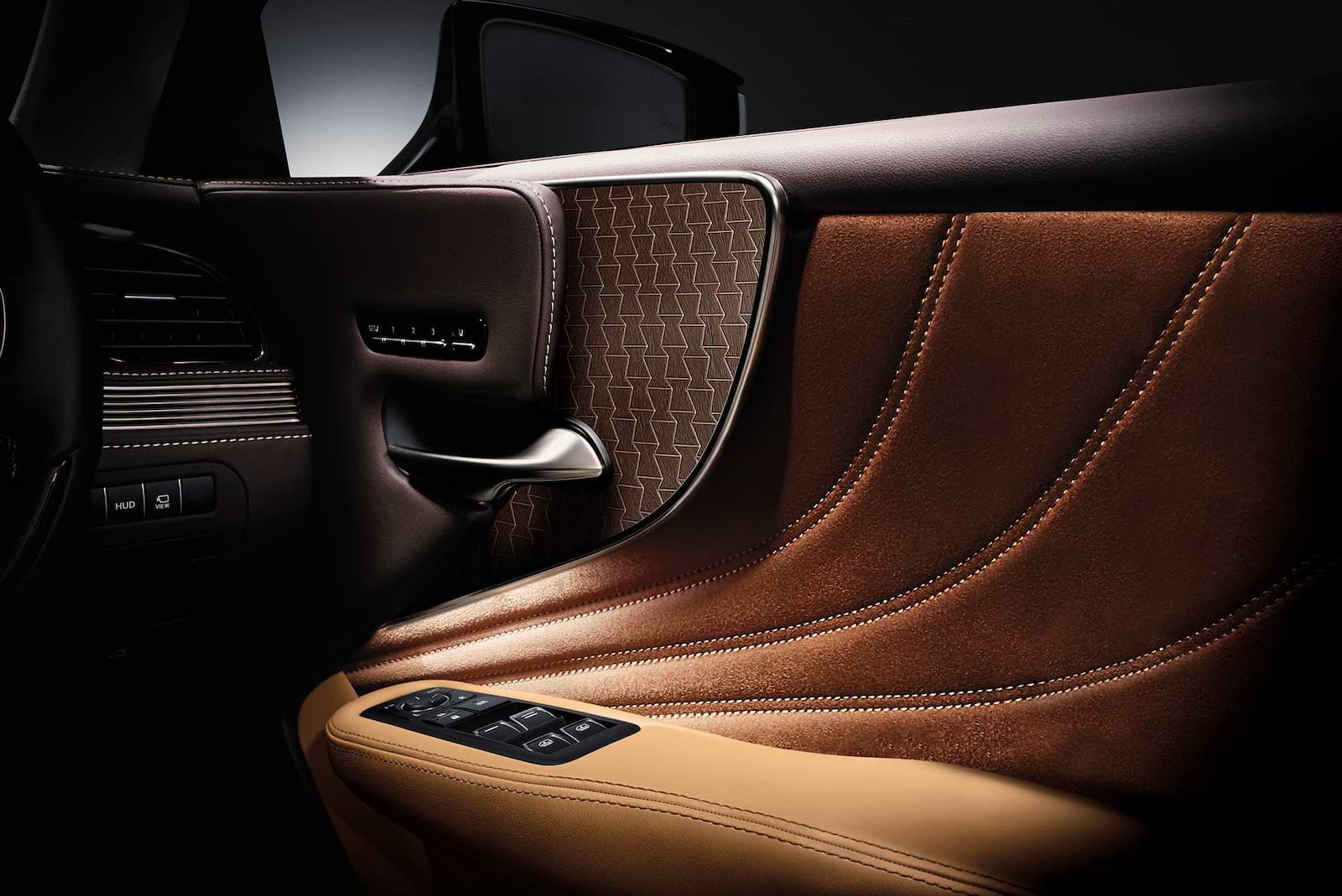 Lexus LS 500 Inspiration Series